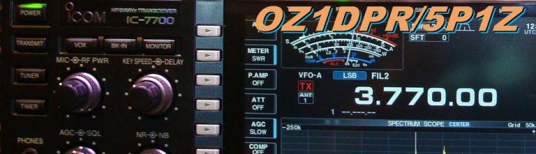 OZ1DPR/5P1Z